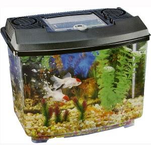 10 Gal. Plastic Mini Aquarium