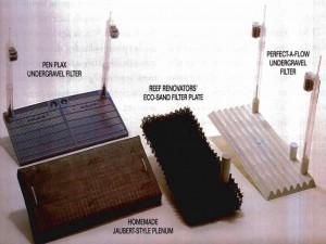 Types of UG filters