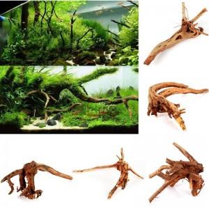 Driftwood and Bogwood